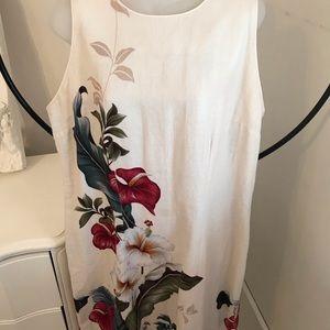 VINTAGE IOLANI HAWAII DRESS